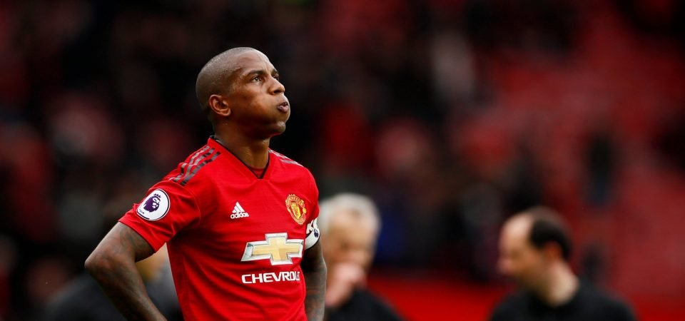 Manchester United's decline captured by the state of their captaincy