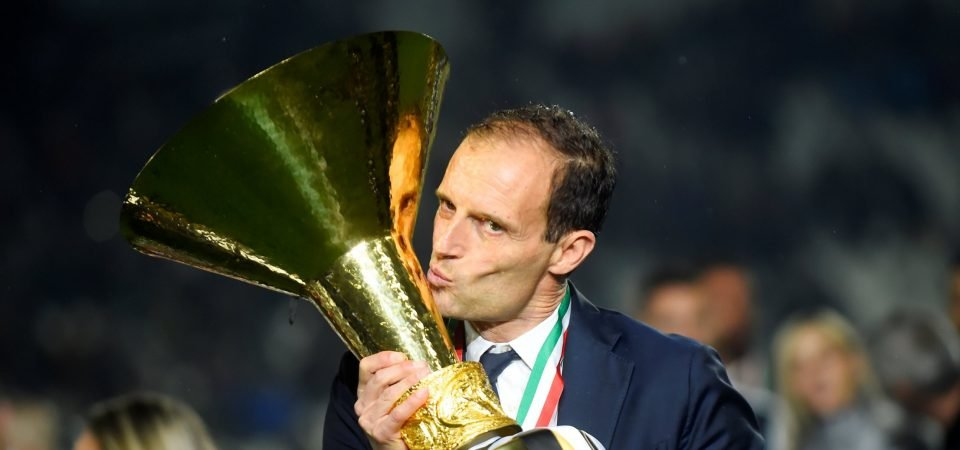 Manchester United only have one option when it comes to Allegri, pundits suggest