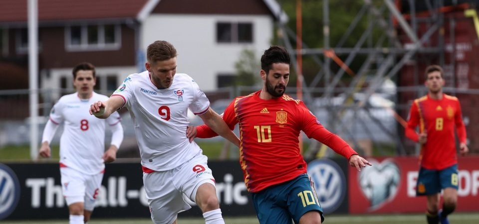 Arsenal should look to sign Isco instead of Dani Ceballos