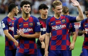 Spurs' interest in Barcelona ace Alena cooled by Mourinho