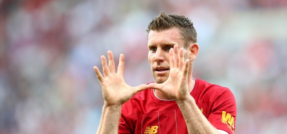 Patrice Evra says James Milner is the most frustrating player he's played against