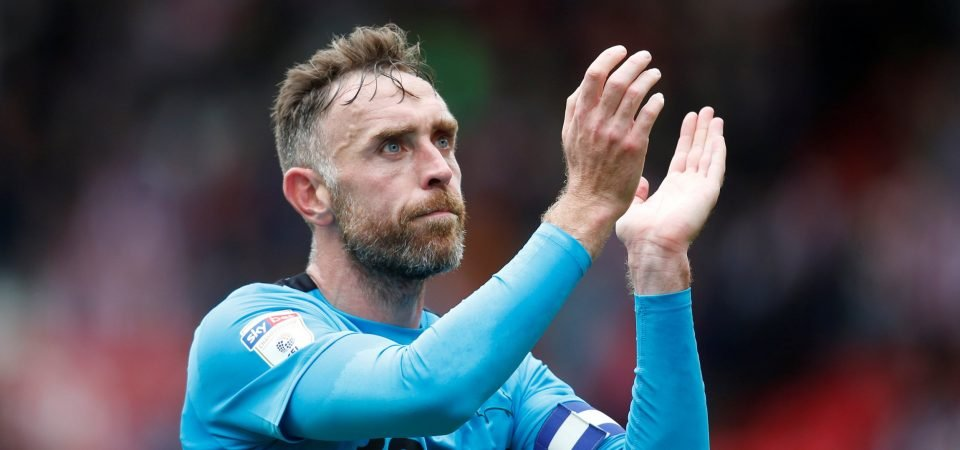 Leeds fans relishing in Richard Keogh's misery after sacking
