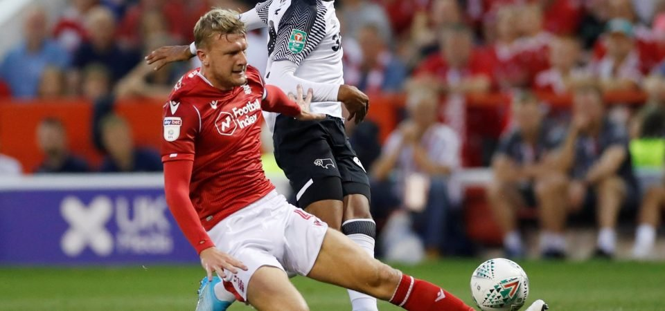 Nottingham Forest face a big risk if they let Joe Worrall depart this winter
