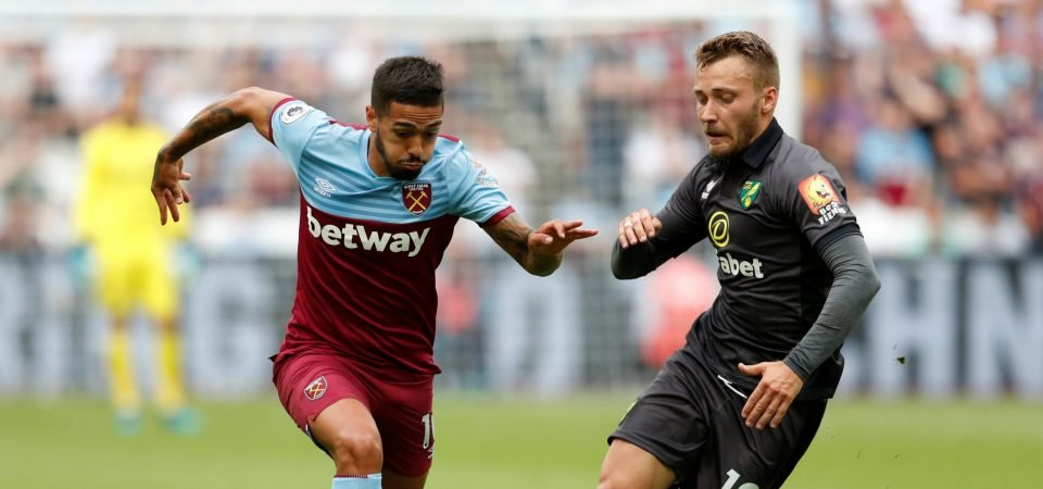 Manuel Lanzini's West Ham return underlines the enormity of his special talent