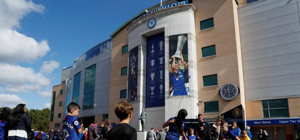 Chelsea fans react to UEFA banning Ajax fans at Stamford Bridge