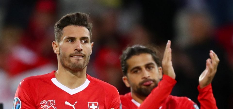Chelsea fans should watch Fabian Schar in action for Switzerland on Tuesday