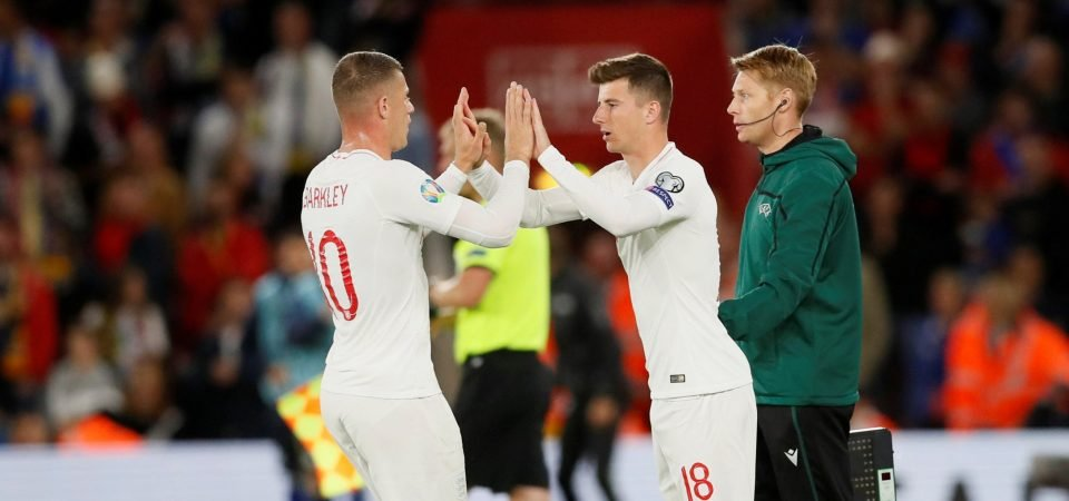 Chelsea can help improve England's chances of winning a major trophy