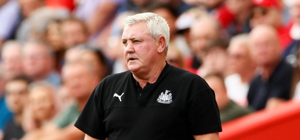 """Newcastle fans slam Bruce for saying """"we"""" when talking about unearthing Dubravka"""