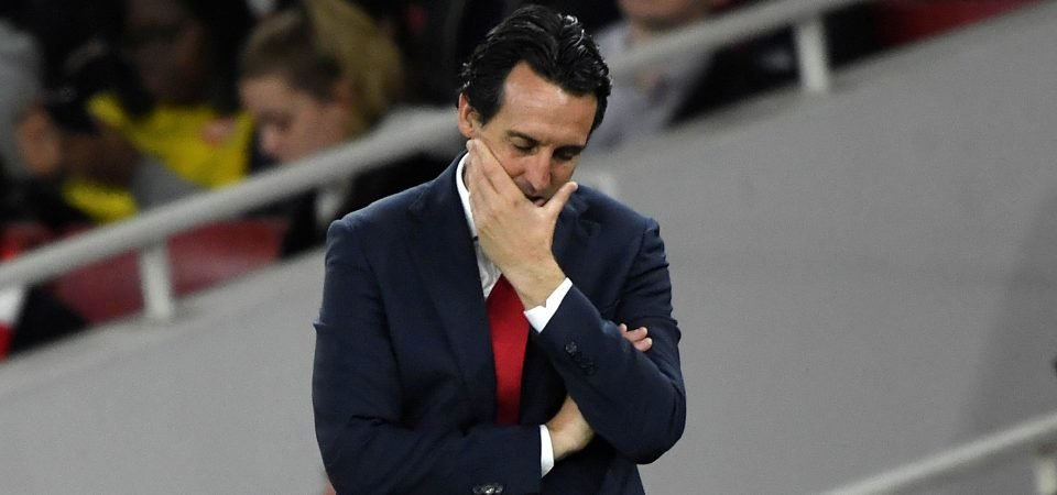 """Arsenal players have """"lost confidence"""" in Unai Emery, according to Perry Groves"""