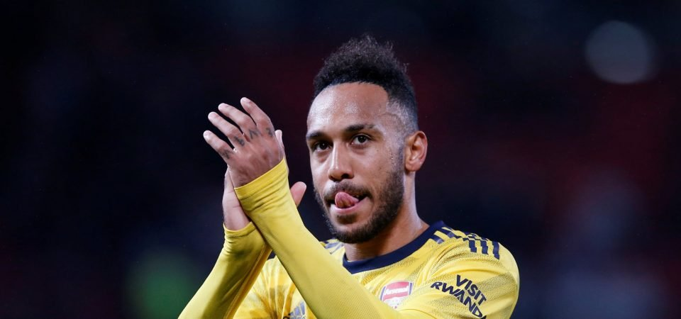 Exclusive: Hartson hints Aubameyang was a credible option for Arsenal captaincy