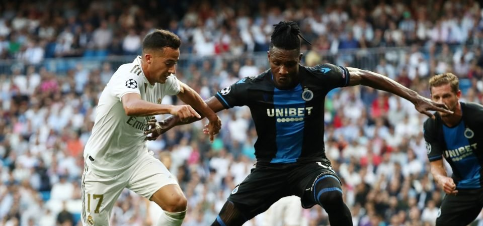 Leeds could sign a bargain in Real Madrid star Lucas Vazquez