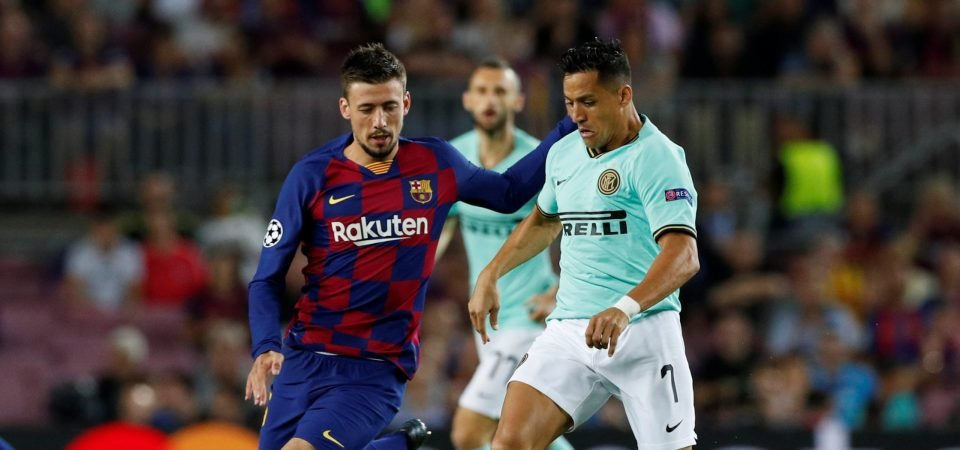 Journalist says Barcelona star Lenglet would be statement West Ham signing