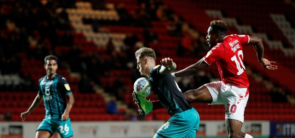 Charlton: Aneke has not rejected contract offer