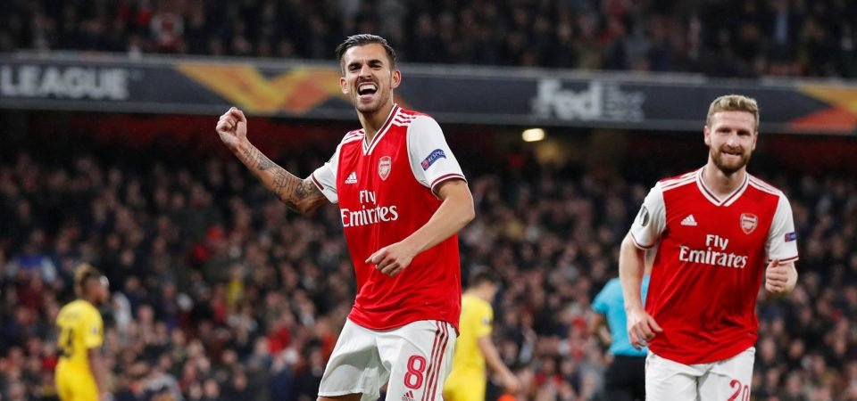 Arsenal fans don't want club to sign Dani Ceballos permanently after reported talks
