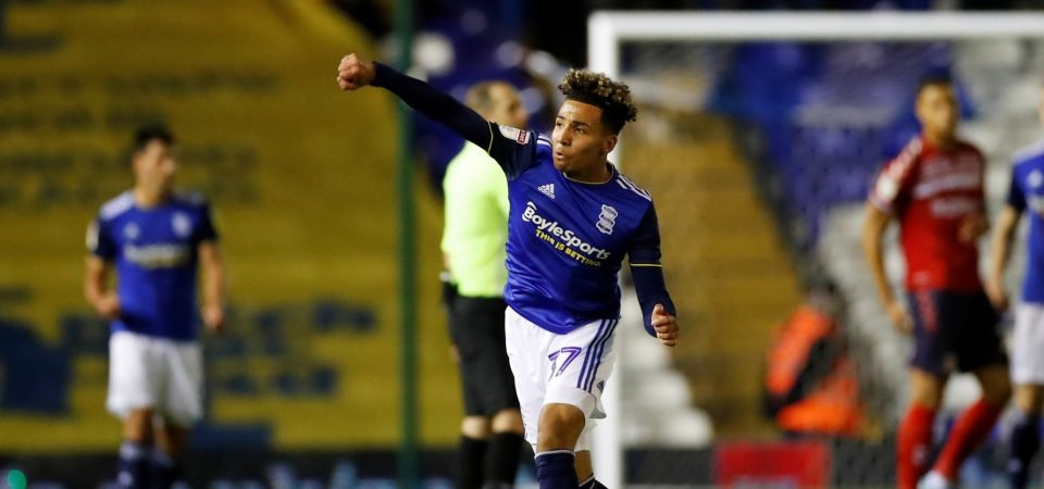 Birmingham's young guns hold the key to unlocking Leeds's defence