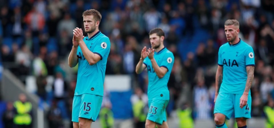 Tottenham's mentality has shifted in the wrong direction