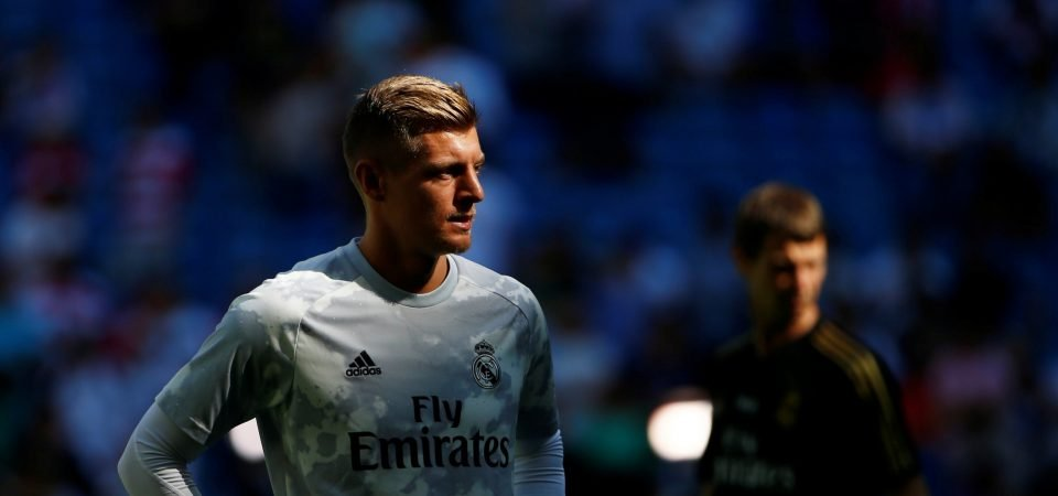 Real Madrid would make a huge mistake by offering Toni Kroos for Paul Pogba