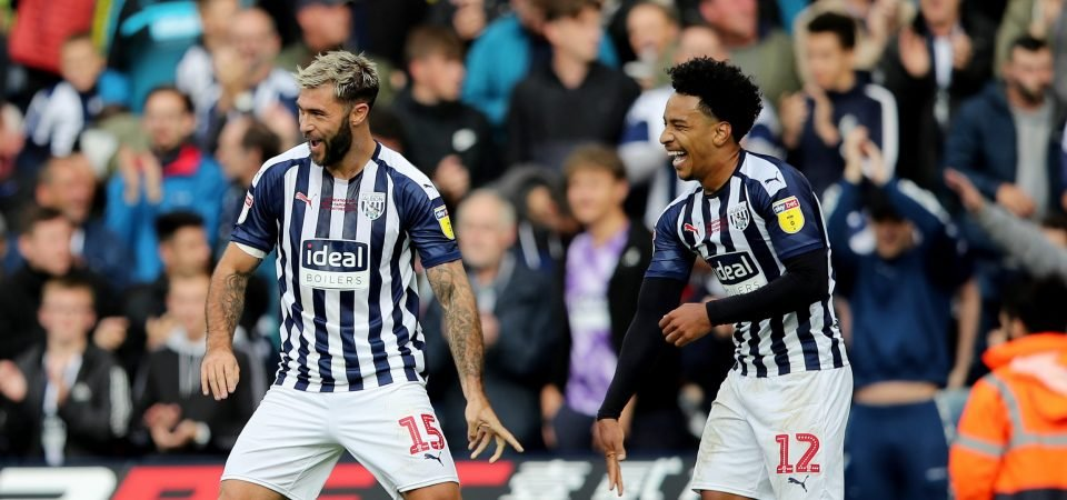 West Brom's Matheus Pereira labelled an 'absolute steal' by Portuguese pundit