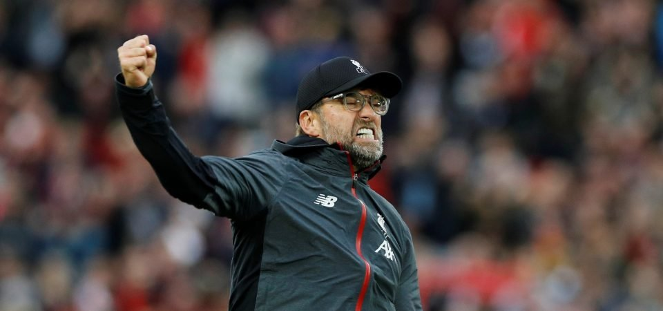 Liverpool could replicate iconic Invincibles on their quest for Premier League glory
