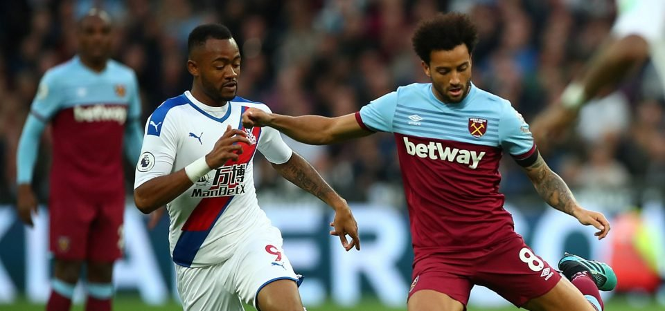 West Ham need a change in formation to get the best out of Felipe Anderson