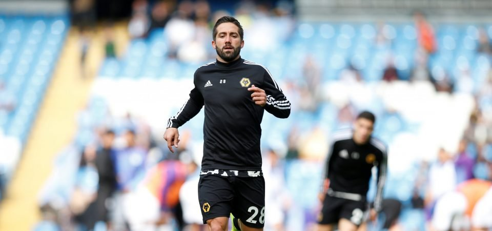 Wolves midfielder Joao Moutinho back to his best