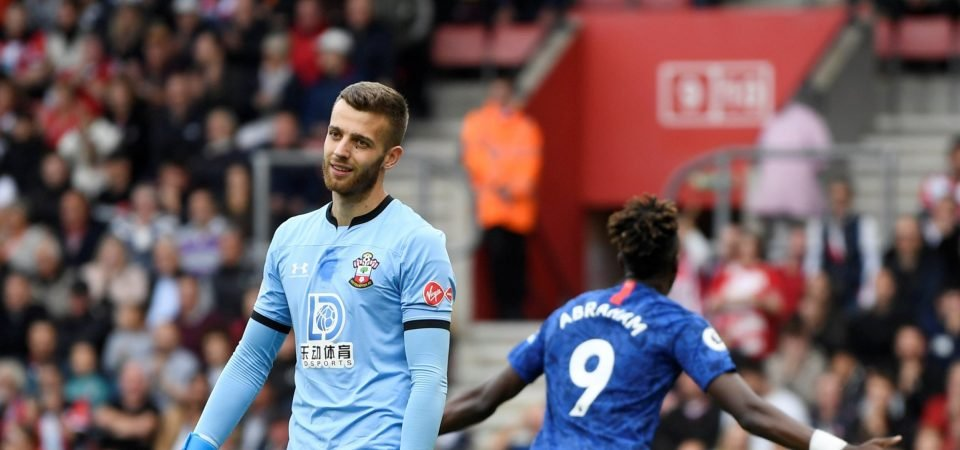 Southampton fans criticise Angus Gunn after Chelsea loss