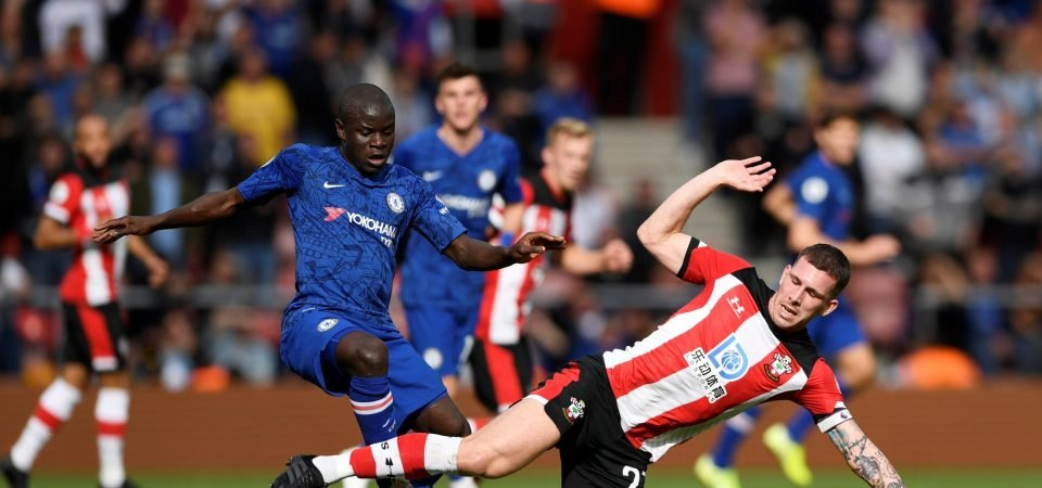 Chelsea's N'Golo Kante will soon return to training, says Frank Lampard