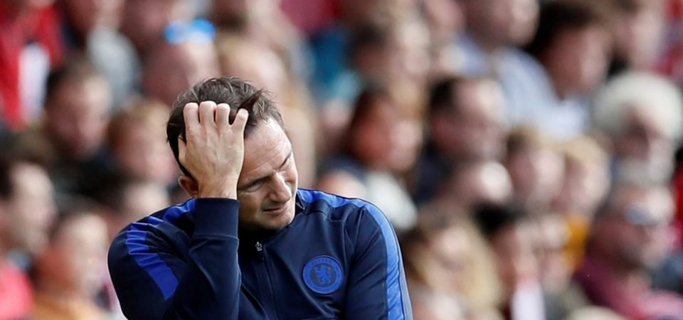 Chelsea's Frank Lampard voices his concerns about more Champions League games