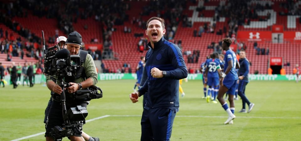 Chelsea's Frank Lampard responds to Olivier Giroud's exit comments