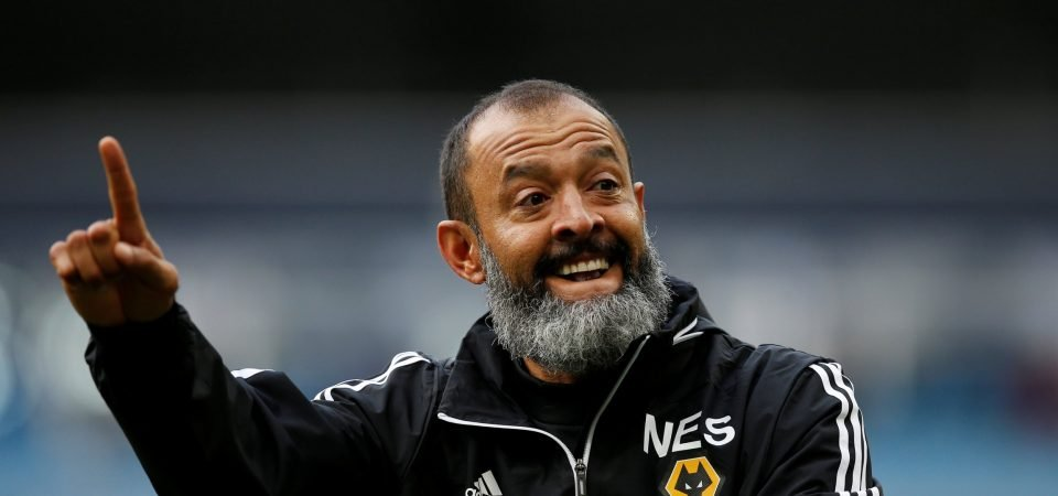 Wolves boss Nuno Santo must lessen the pressure on his defence