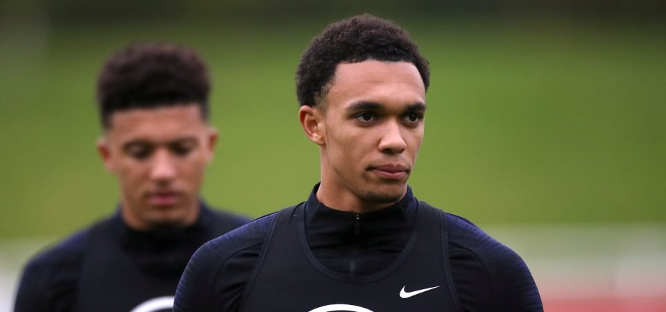 Liverpool fans praise Alexander-Arnold ahead of his 100th appearance