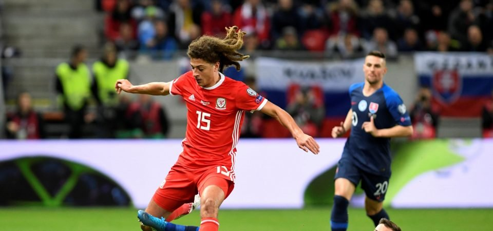 Chelsea's Ethan Ampadu puts in lacklustre display for Wales against Croatia
