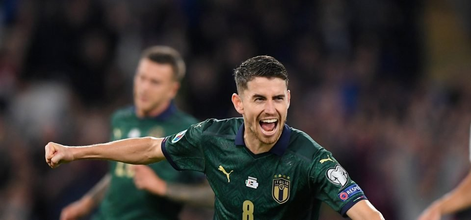 Frank Lampard should be frustrated by Jorginho's agent's comments