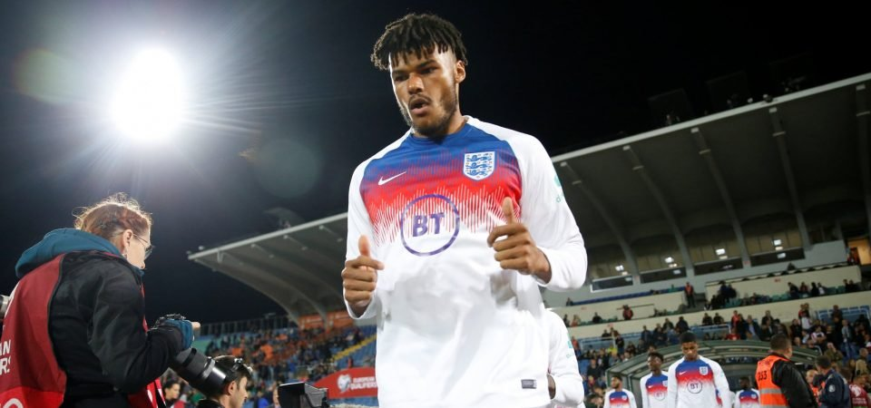 Aston Villa fans laud Tyrone Mings' conduct after receiving shocking racist abuse