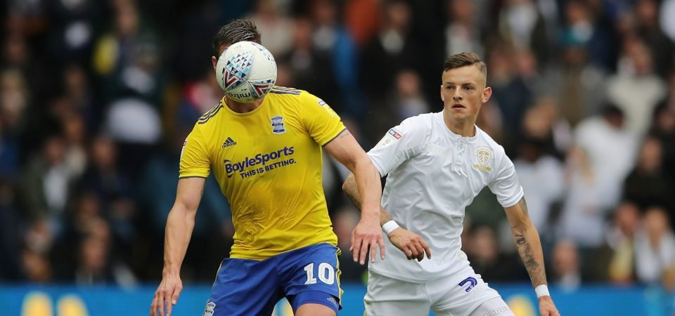 Leeds fans can't get enough of this moment from Ben White