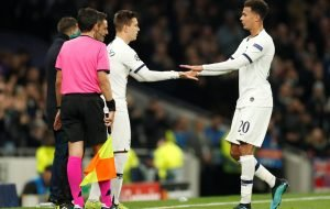 Tottenham fans loved Giovani Lo Celso's late introduction on Tuesday night