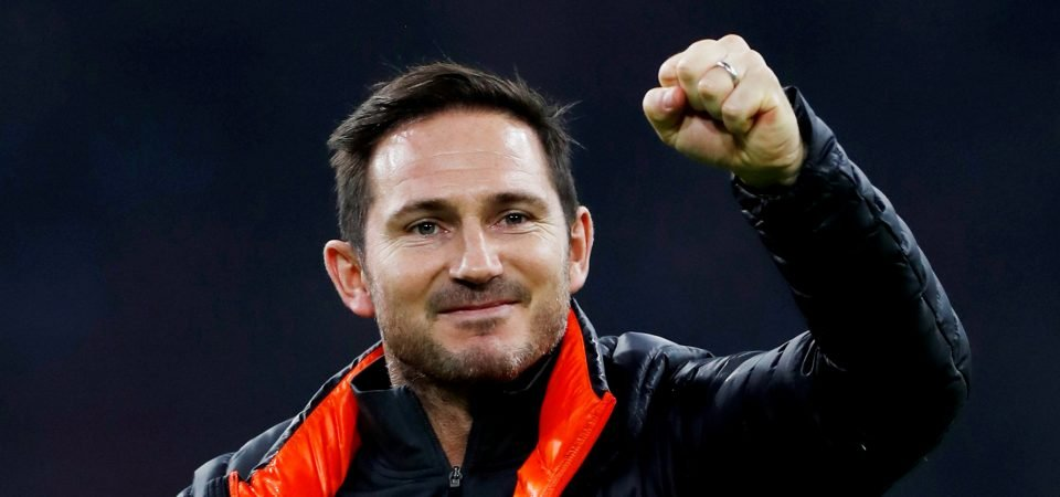 Exclusive: Pundit believes Frank Lampard would be good fit for Crystal Palace