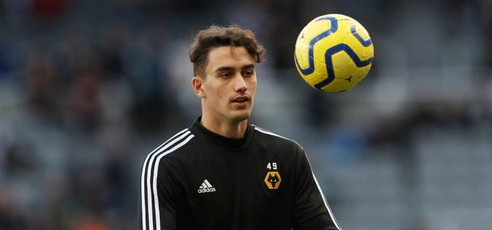 Wolves defender Max Kilman offers hope in light of Willy Boly's severe injury