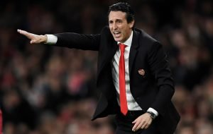 Arsenal fans react as Emmanuel Petit reveals that he thinks Unai Emery should leave