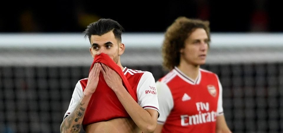 Real Madrid fans don't want Dani Ceballos to return from Arsenal