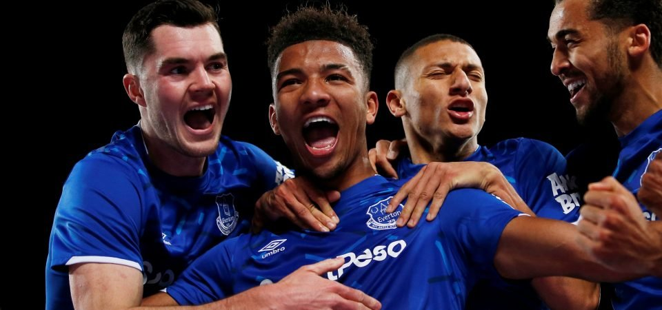 Everton's Mason Holgate needs to 'get out' of the club, says Danny Mills
