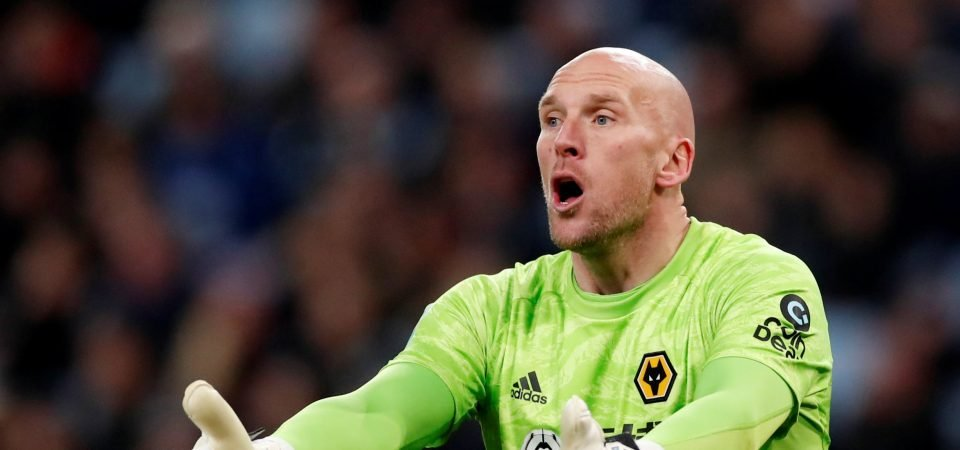 Wolves fans blast John Ruddy for his shambolic showing in the Carabao Cup