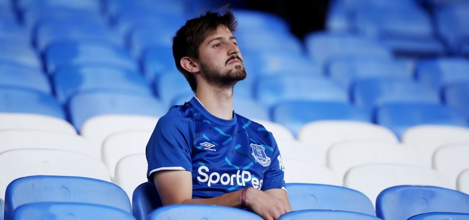 Everton fans react to club post looking ahead to Tottenham Hotspur clash