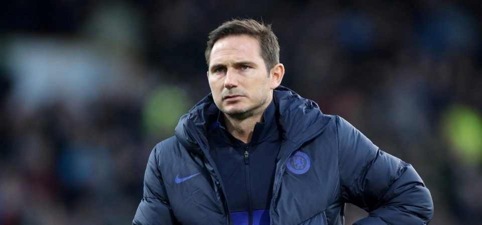 Wolves should consider Frank Lampard hire