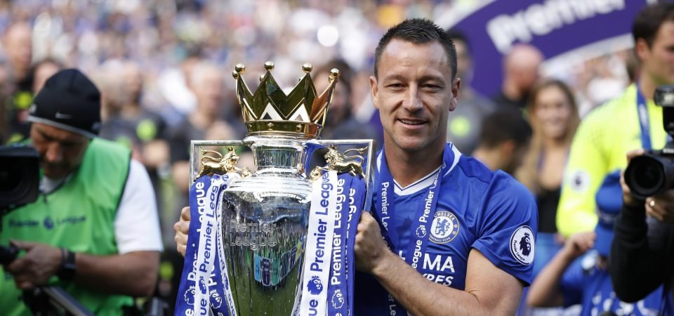 Zenden and Dessailly react to Terry's historic Chelsea post