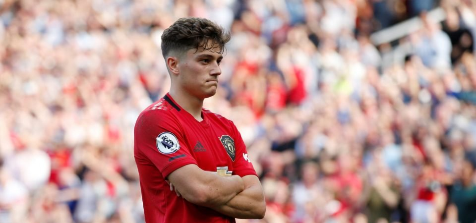 Man Utd simply cannot afford to give Daniel James a rest amid burnout fears