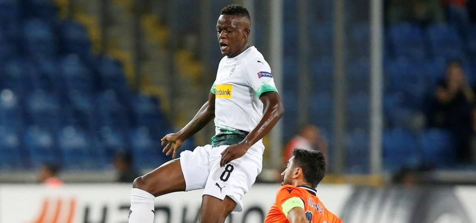 Manchester United have been linked with Denis Zakaria