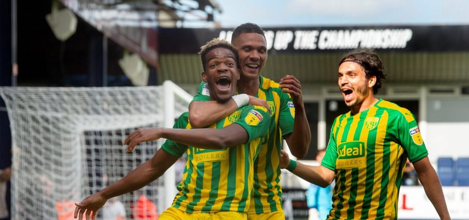 Grady Diangana wants to spend the season at West Brom over West Ham
