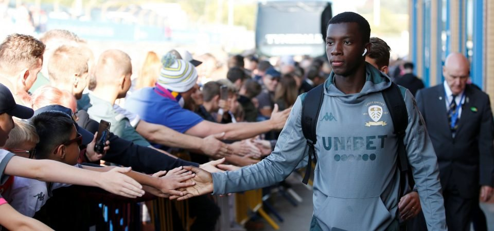 Leeds fans crying out for Eddie Nketiah to finally start