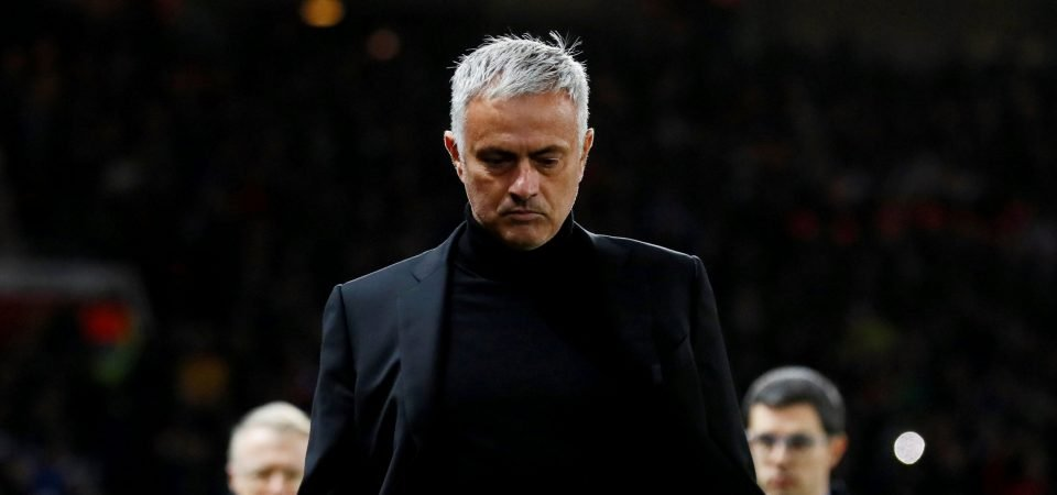 """Spurs told they would be """"lucky"""" to have Mourinho as manager"""